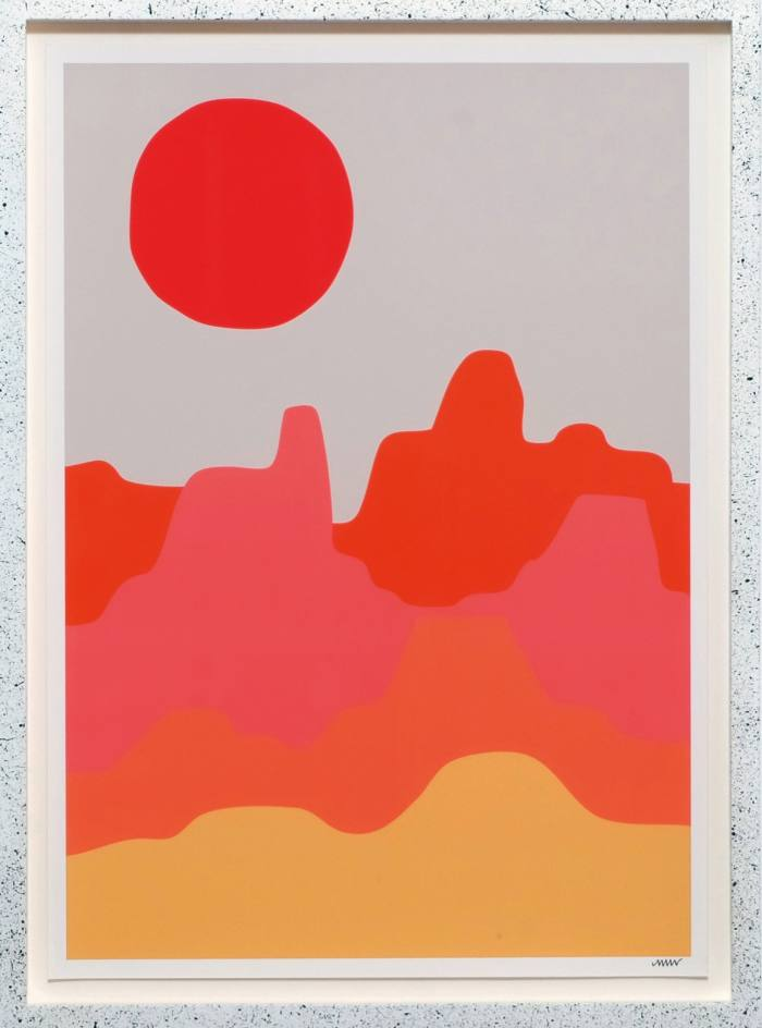 Canyon, by MarcusWalters, in acustomised frame by RO Frames