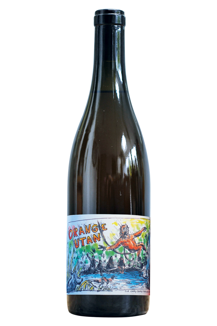 Germany: Staffelter Hof OrangeUtan 2018. A historic Mosel name goes rogue with this Riesling/Muscat blend – a lovely balance of cidery crunch and fruity fragrance. £39.95, from farmdrop.co.uk