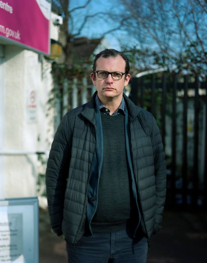 Jason Strelitz, Newham's director of public health: 'Where we go from here no one can be sure'