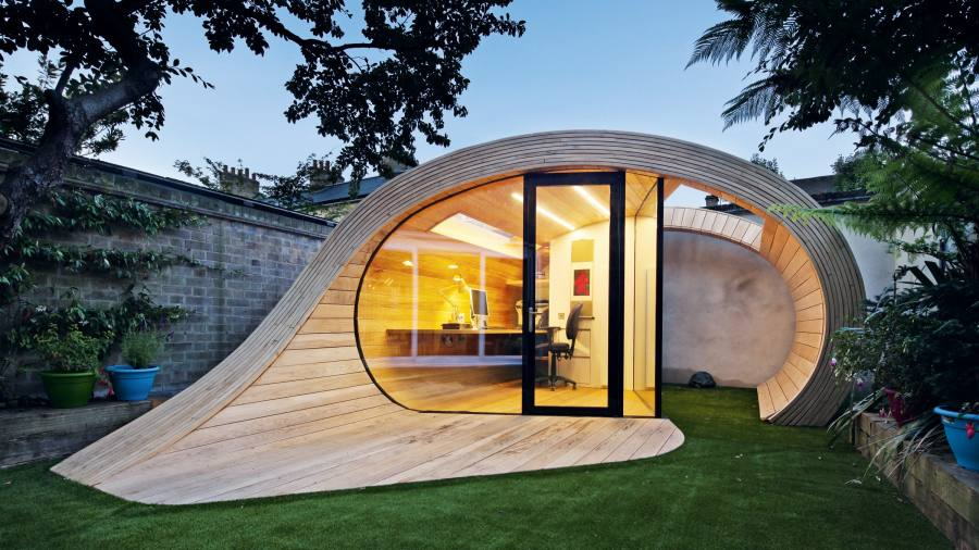 Garden leave: six outdoor office pods to lust for
