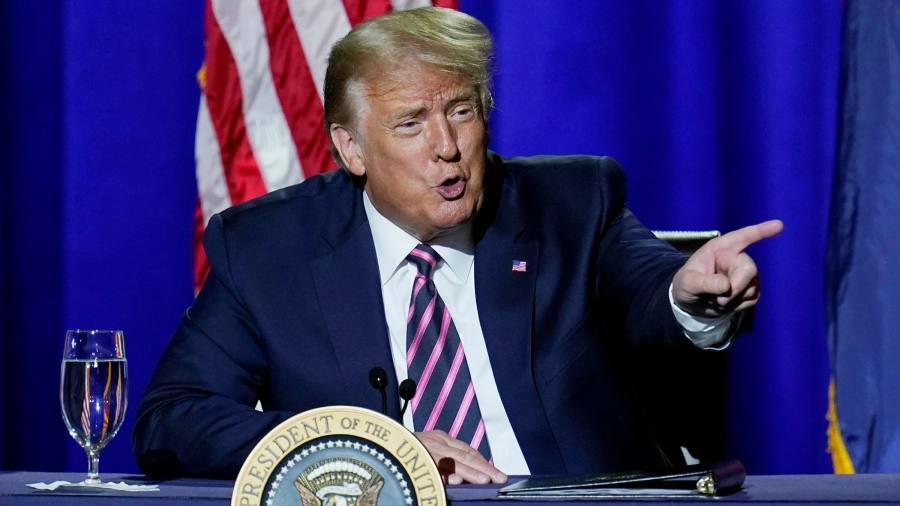 Donald Trump warns Iran of severe retaliation if diplomat attacked