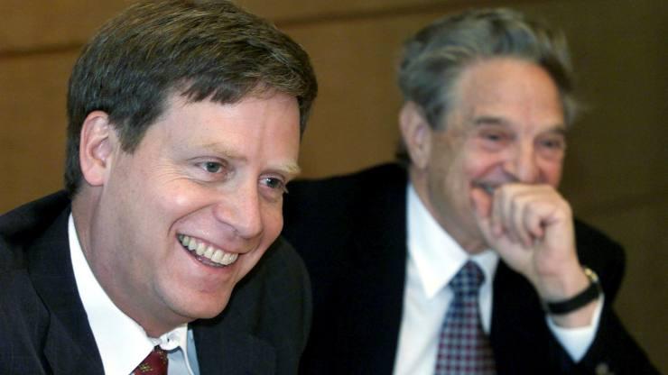 Druck & Soros: the men who broke the BoE.