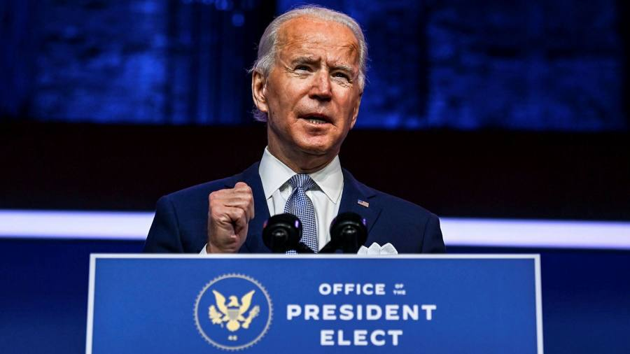 Joe Biden's chance to play 'good cop, bad cop' on US trade policy