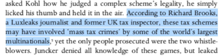 No, corporate tax avoidance is not legal | FT Alphaville