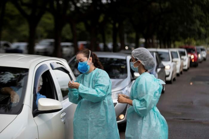 Lançamento da vacina no Brasil tem sido prejudicado por restrições de distribuição