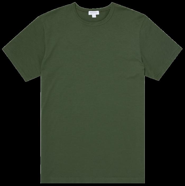 Sunspel T-shirt, £70