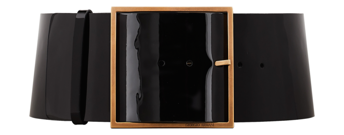 Giorgio Armani Buier belt, £1,150