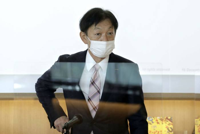 Murata President Norio Nakajima
