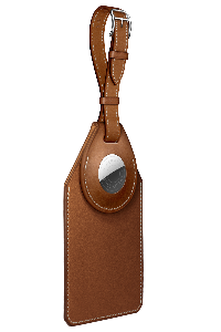 Apple AirTag Hermès leather luggage tag and address holder, £599
