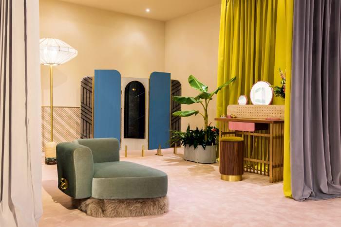 The Happy Room lounge,DesignMiami