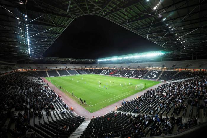 MK Stadium, Milton Keynes
