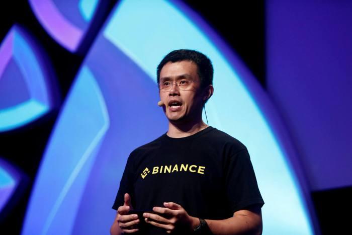 Binance founder Changpeng Zhao