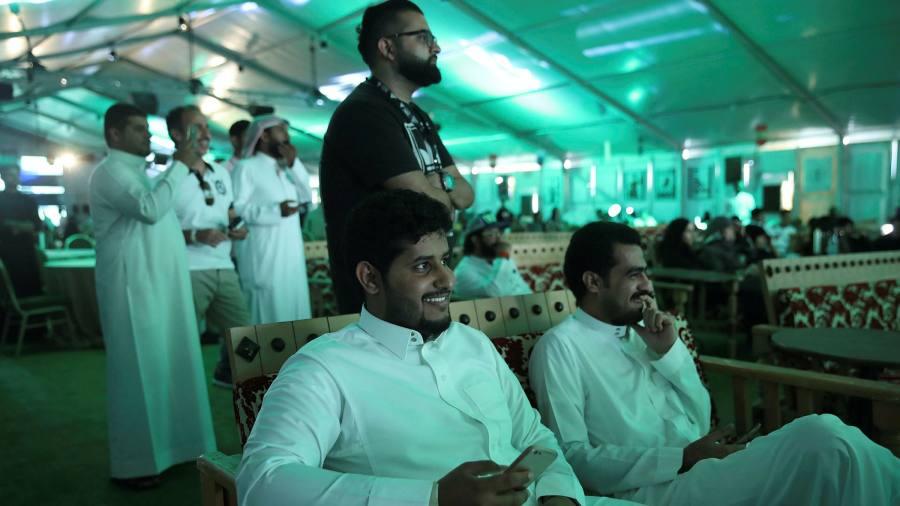 Saudi Arabia media group to make play for elite global sports events