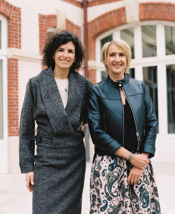 Alice Paillard and JulieCavil