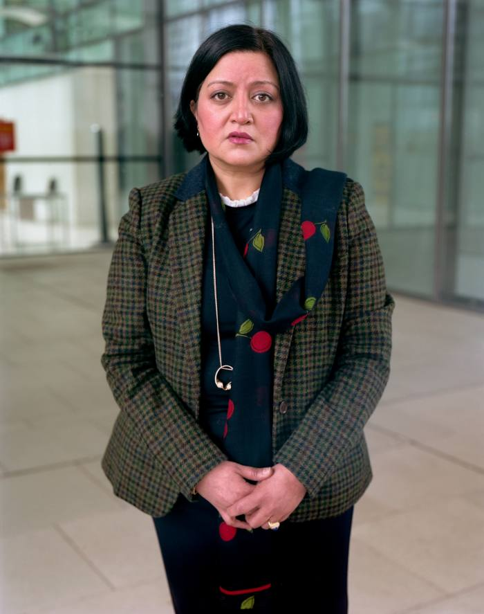 Newham mayor Rokhsana Fiaz. The borough has spent £68m on the pandemic: 'We just don't have the resources we need'