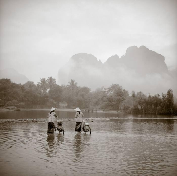 Riverbikes by Thia Konig