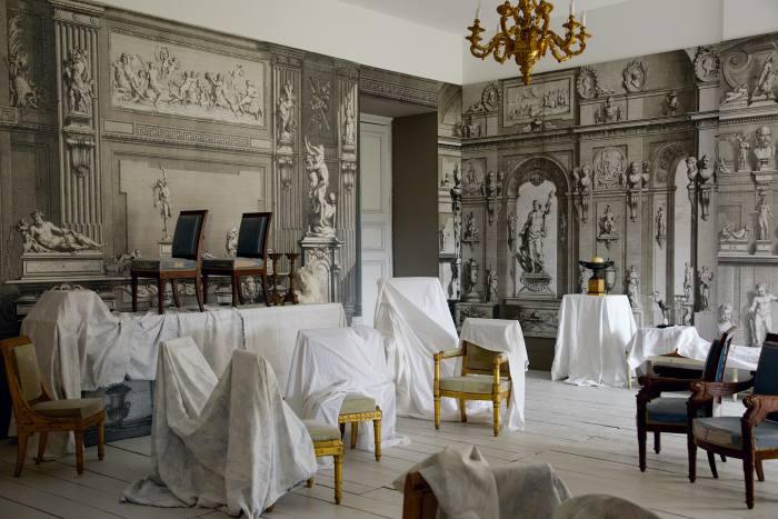 Château d'Haroué's Givenchy Room