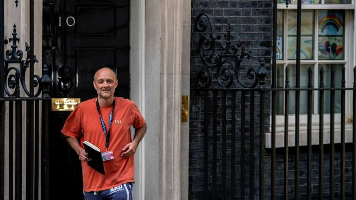 Boris Johnson's defence of Dominic Cummings provokes furious ...