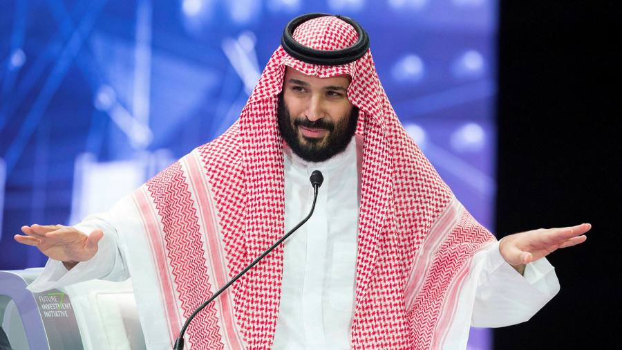 Saudi wealth fund in talks to lure health and technology companies