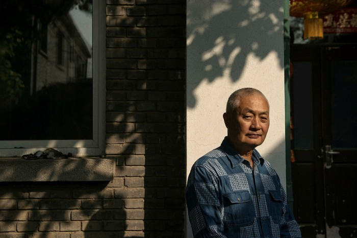 Military commander turned entrepreneur Chen Xiaolu, the former Anbang director who died of a heart attack in February 2018 after being questioned by Chinese regulators about his role in the insurer