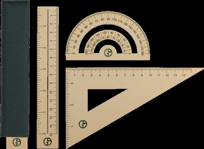 Armani/Casa Pitagora measuring set, £333, armani.com