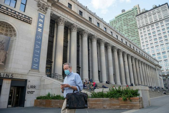 Facebook two weeks ago leased all 730,000 sq ft of office space in the converted Farley post office building by Penn Station