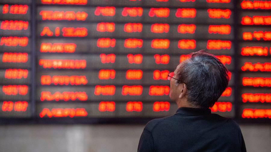 China stocks surge after state media urges investors to load up - Financial Times