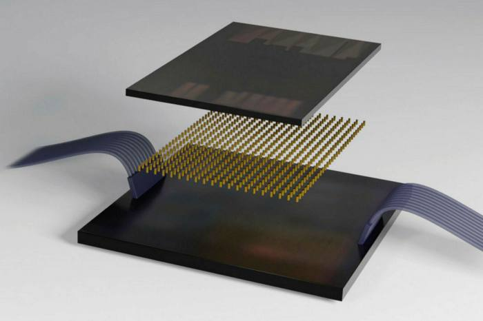 PsiQuantum's photonic chip assembly