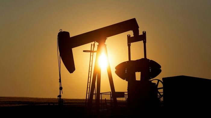 US oil price below zero for first time in history | Financial Times