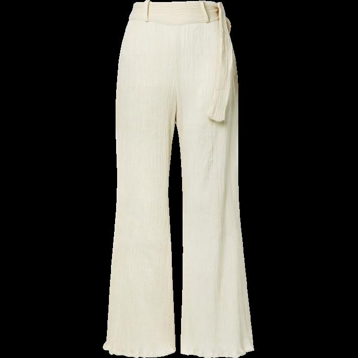 Savannah Morrow The Label organic cotton-gauze trousers, £235, at net-a-porter.com