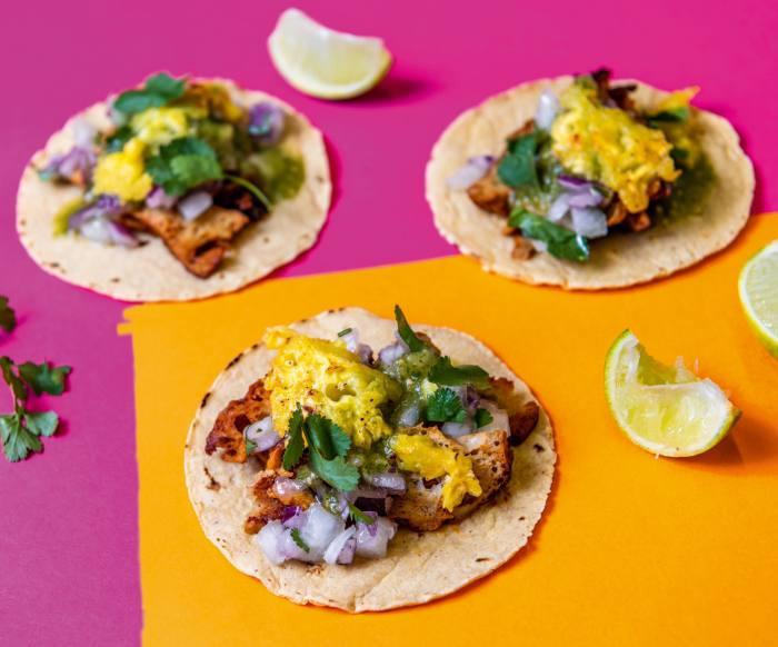 ClubMexicana tacos