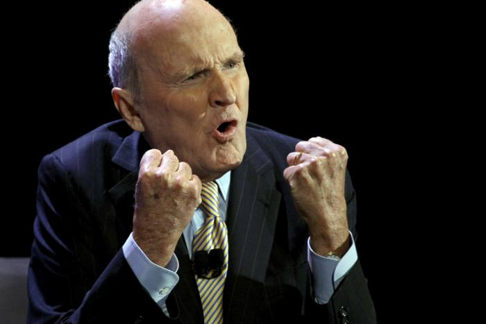 Under Jack Welch, a tiny corporate tax team was transformed into a money-spinning entrepreneurial machine