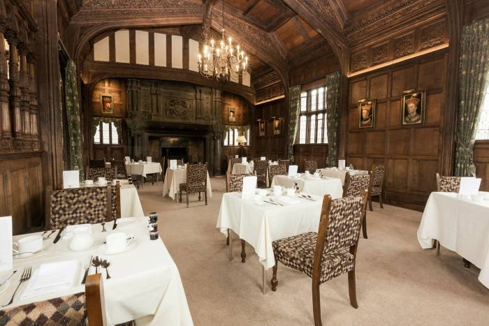 The Tudor Suite Dining Hall