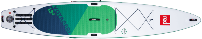Red Paddle Co 13.2 Voyager+ Touring paddleboard, from £1,059