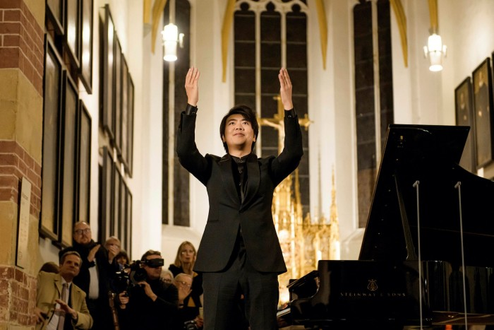 DG Stage has streamed 50 events in the past six months, including a performance by Lang Lang