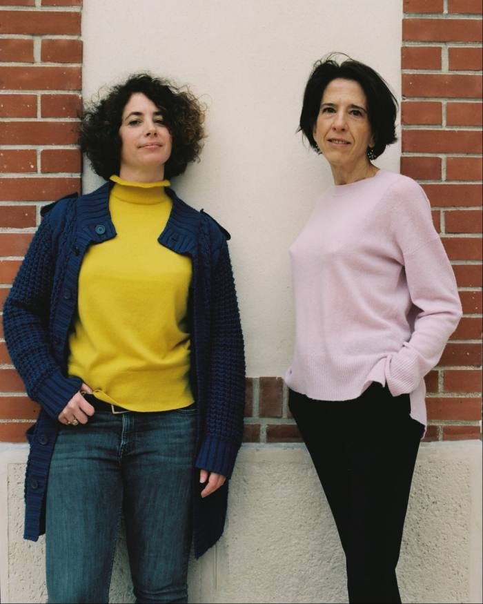 Mélanie Tarlant and Anne Malassagne