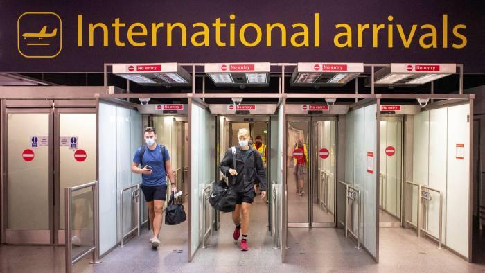 Uk S Light Touch Quarantine Poses Enforcement Questions Financial Times