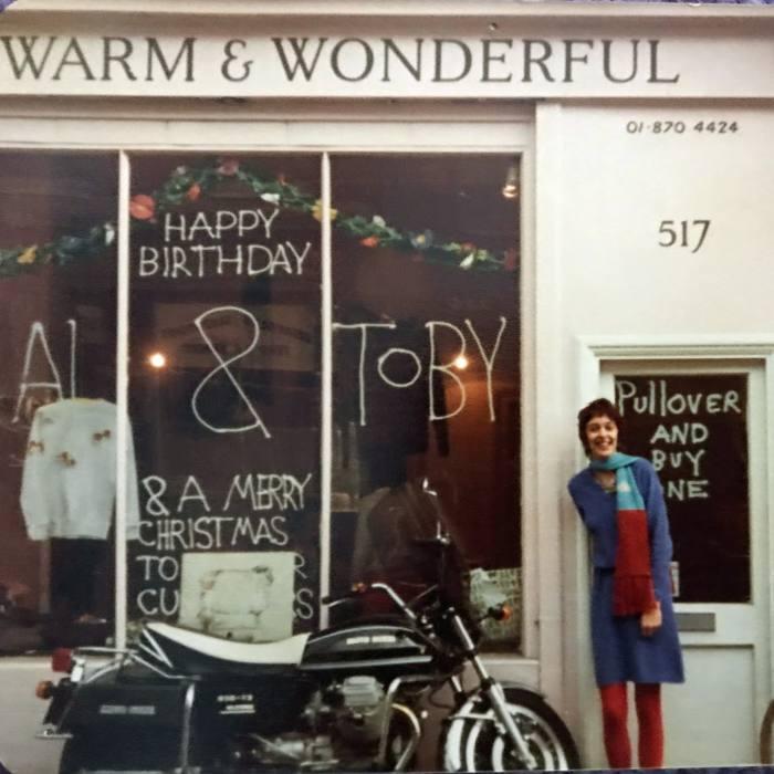 The Warm & Wonderful shop in Wandsworth