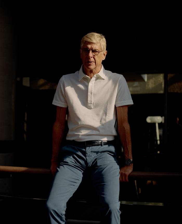 Wenger at 70: 'As long as we live, we have to do something. Love, create and work, and don't consider too much the time that you have in front of you'
