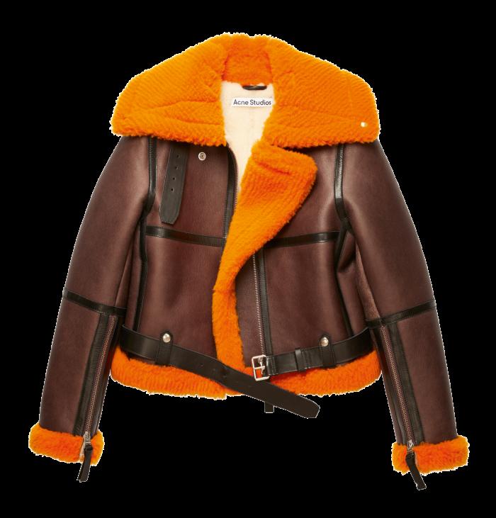 Acne Studios panel coat, from £1,200