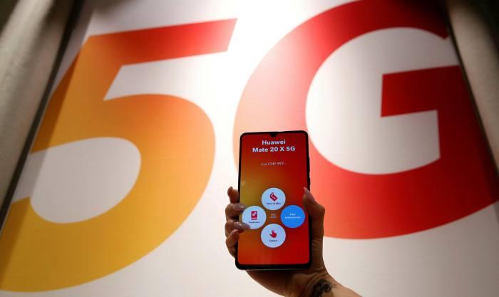Huawei estaba por delante de Apple y otros fabricantes de teléfonos inteligentes en el envío de modelos 5G