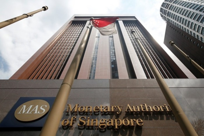 The government could impose various wealth taxes, the head of Singapore's financial regulator suggested