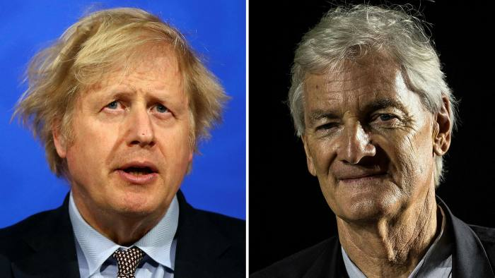Labour calls for 'transparent' lobbying inquiry after Dyson texts revealed  | Financial Times