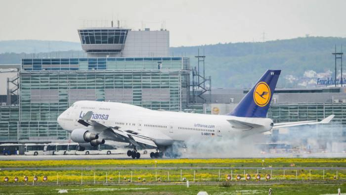 Real assets such as airports have high emissions