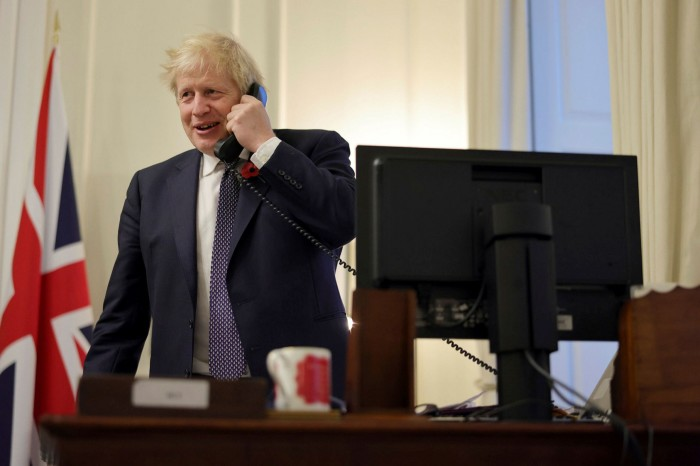 When Boris Johnson spoke to Joe Biden in a phone call this month, the US president-elect twice warned him not to let Brexit imperil the Northern Ireland peace process