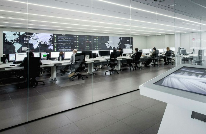 Inditex's technology centre at its Arteixo headquarters