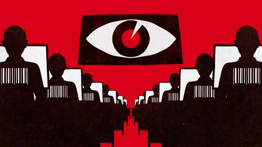 China's tech workers pushed to their limits by surveillance software