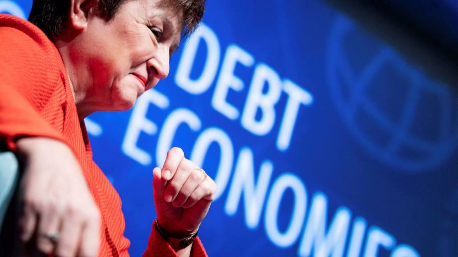 Four ideas for IMF head Kristalina Georgieva