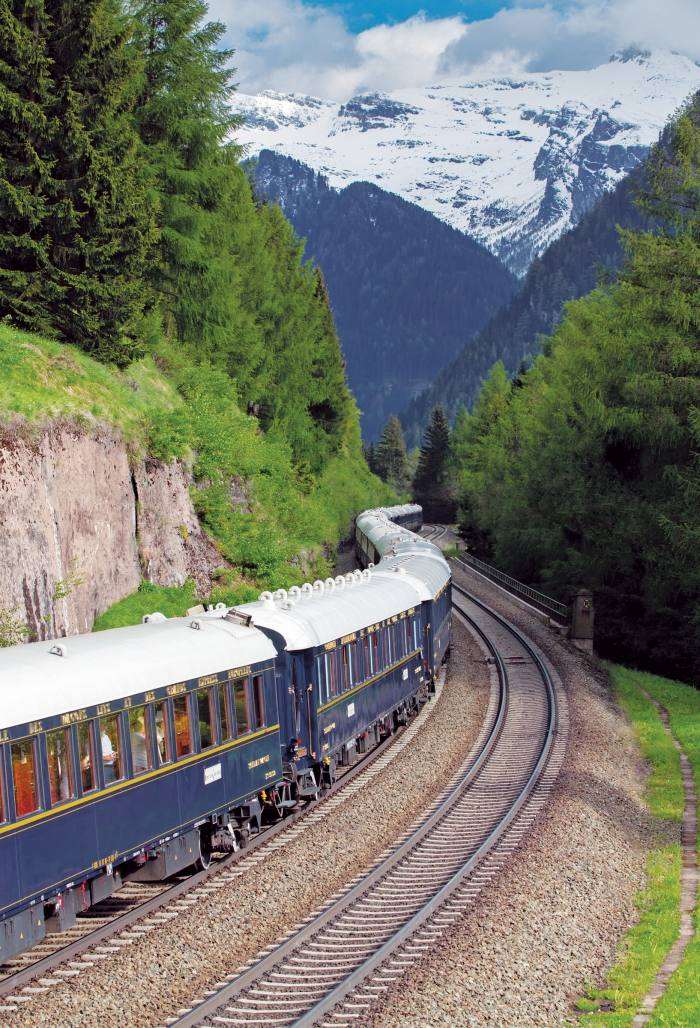 The Venice Simplon-Orient‑Express