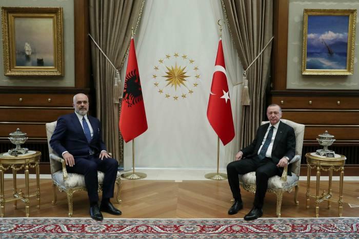 Erdogan's great game: Turkish intrigue in the Balkans 23